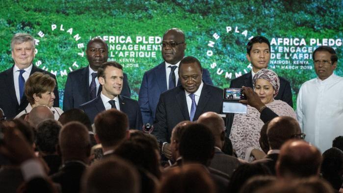 De Nairobi à Accra, les Africains sonnent la mobilisation pour faire face au changement climatique