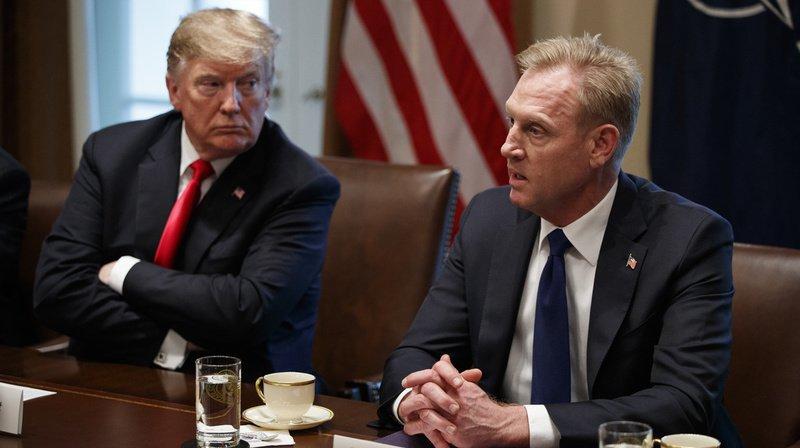 Trump va nommer Shanahan à la tête du Pentagone