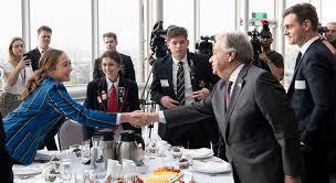 A Auckland, Guterres appelle les gouvernements à taxer la pollution, et non les gens