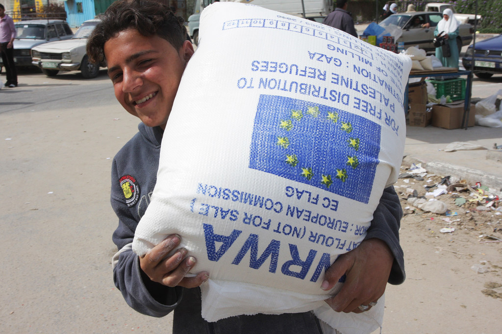A Gaza, plus d'un million de personnes risquent de ne pas avoir assez à manger en juin (UNRWA)