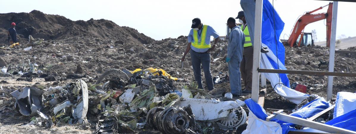 Une Française attaque Boeing en justice pour le crash d'Ethiopian Airlines