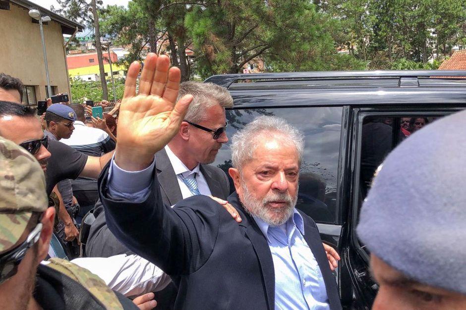 La demande de libération de Lula à nouveau examinée