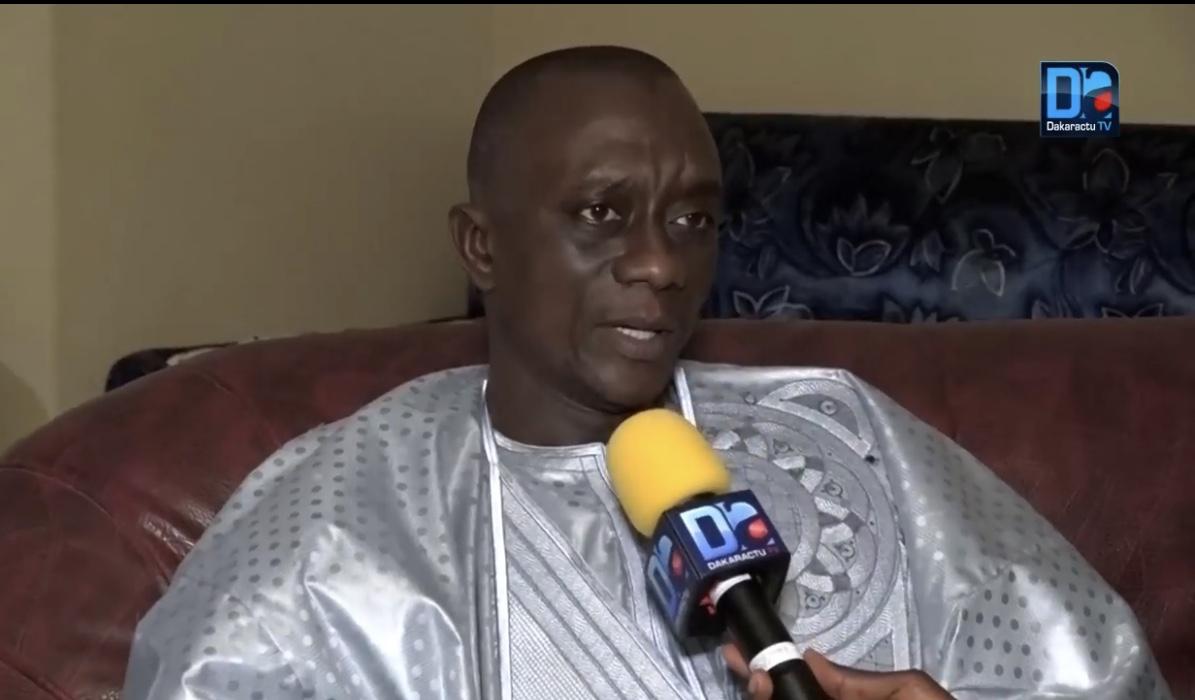 El hadj Maguette Seye, nouvel ambassadeur du Sénégal en France (photo Dakaractu)