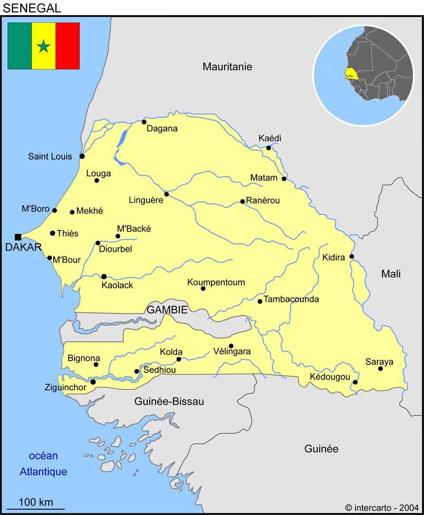 Le Sénégal, un pays de merveilles !