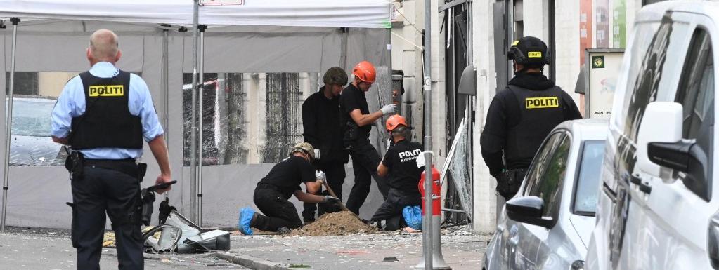 Deuxième explosion à Copenhague en quatre jours