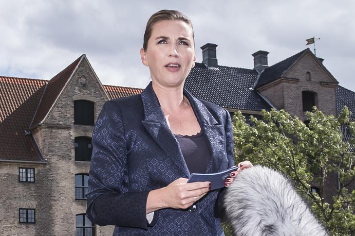 La première ministre danoise