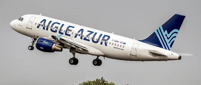 Air France fait une offre sur Aigle Azur, le titre chute
