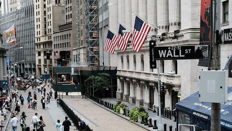 A Wall Street, les technologiques ont pesé sur la tendance