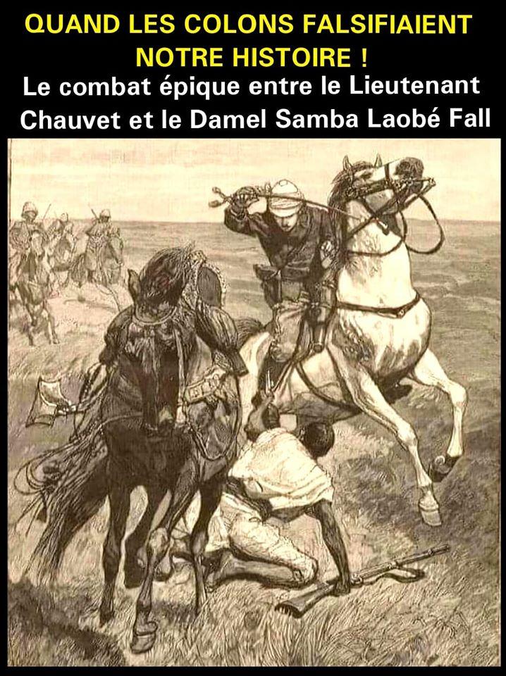 Le défi du Pr Iba Der Thiam face à la falsification historique coloniale