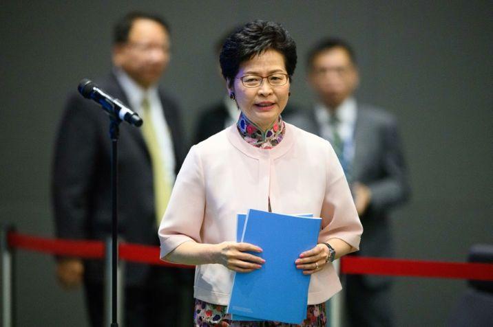 Manifestations à Hong Kong: L'exécutif n'écarte pas l'idée d'une aide chinoise