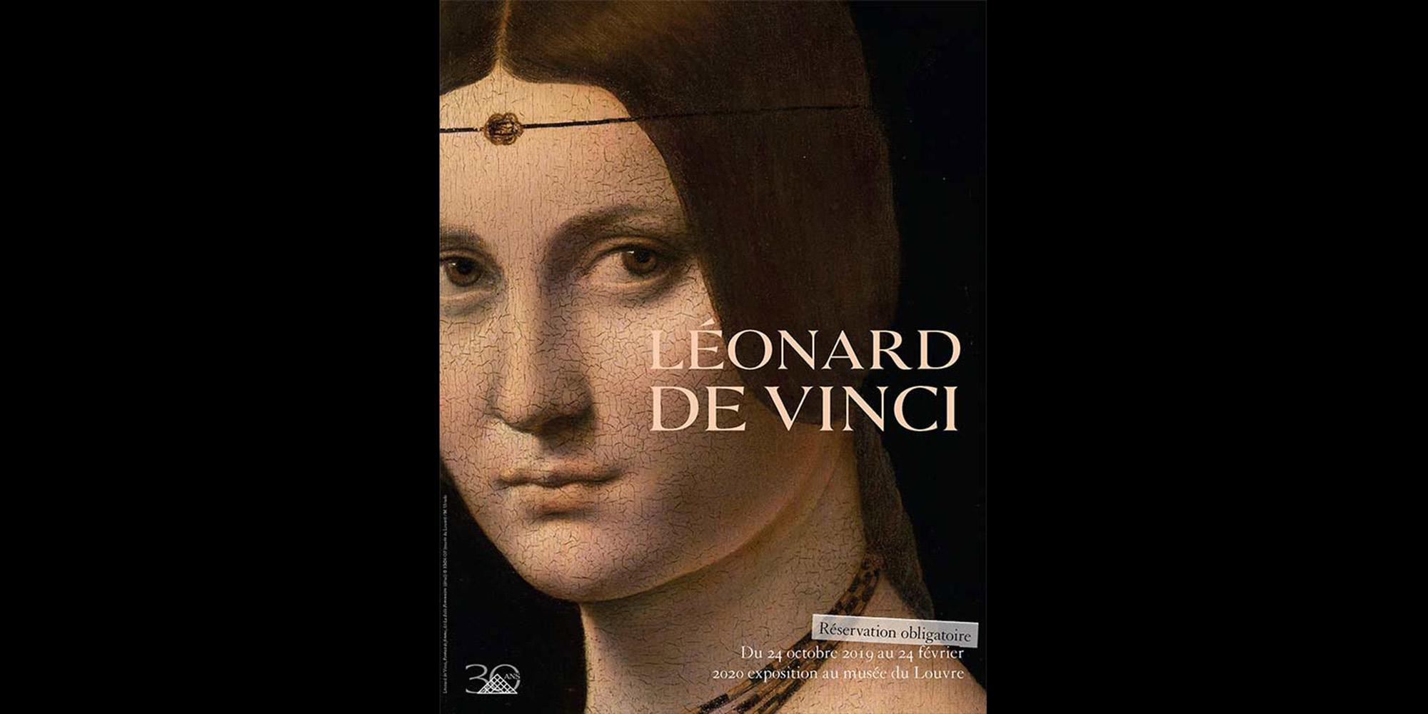 Au musée du Louvre, un nouveau regard sur Léonard de Vinci