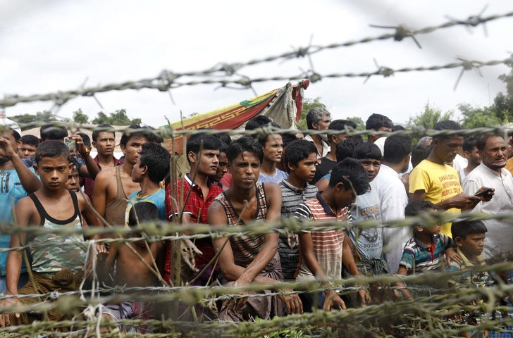 ROHINGYAS : La Gambie attaque la Birmanie pour «génocide»