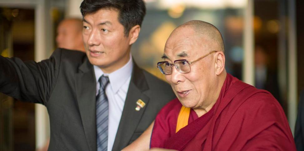 Washington veut avoir son mot à dire dans la succession du dalaï-lama
