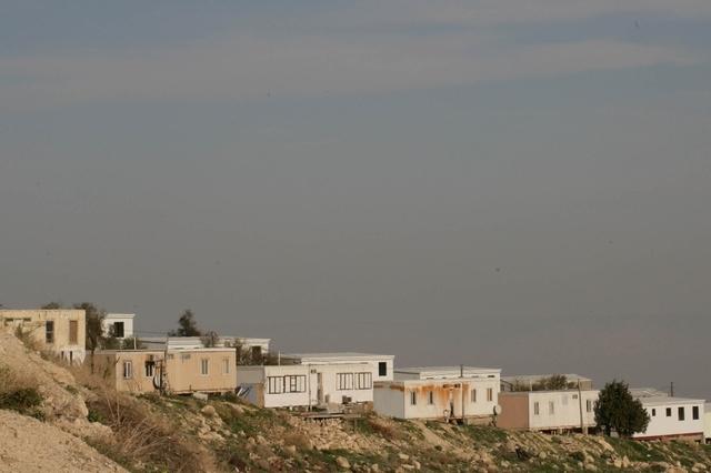 Palestine : La Suisse considère les colonies comme illégales