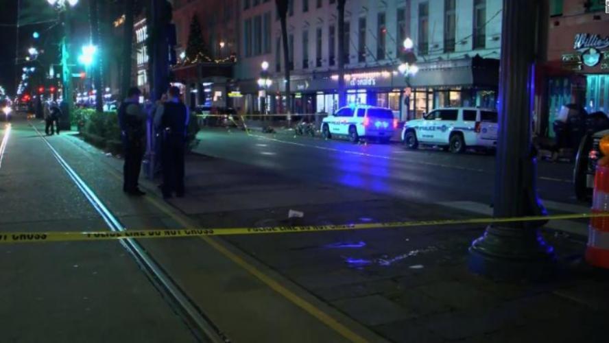 ETATS-UNIS: Onze blessés lors d'une fusillade