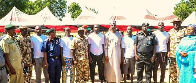 Nigeria : l'armée libère des centaines de membres présumés de Boko Haram
