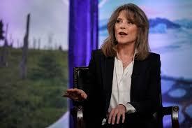 Maison Blanche: l'excentrique Marianne Williamson jette l'éponge