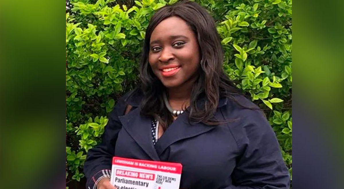 Abena Oppong-Asare, la députée travailliste originaire du Ghana