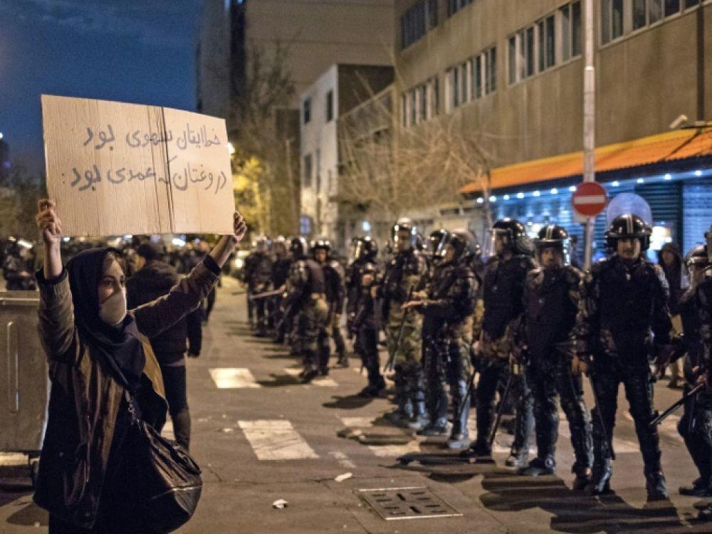 Avion abattu en Iran: la colère populaire reste vive malgré le démenti du gouvernement