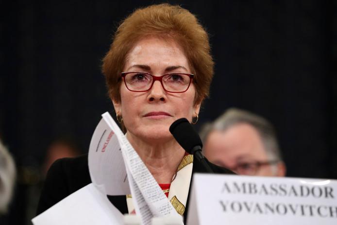 L'ex-ambassadrice US en Ukraine