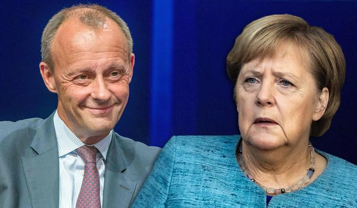 ALLEMAGNE : l'ennemi de Merkel est candidat à sa succession