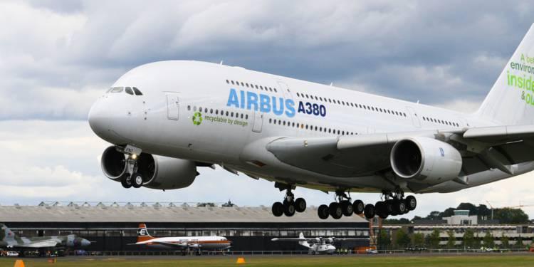AIRBUS : une perte nette de 1,36 milliard d'euros en 2019