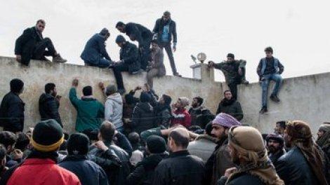 La Turquie laisse passer les migrants en Europe