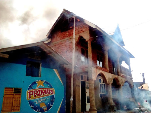 Ituri : deux centres commerciaux attaqués par les éléments de CODECO à Mambisa