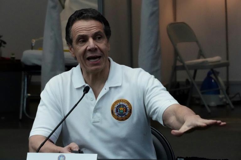 Mario Cuomo, maire de New York