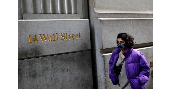 Wall Street grimpe avec les valeurs de la santé