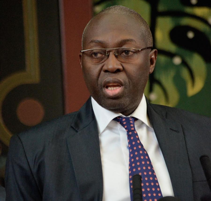 Mamadou L. Diallo : «M. Guterres, mieux vaut le coronavirus qu'une guerre mondiale en Afrique.»