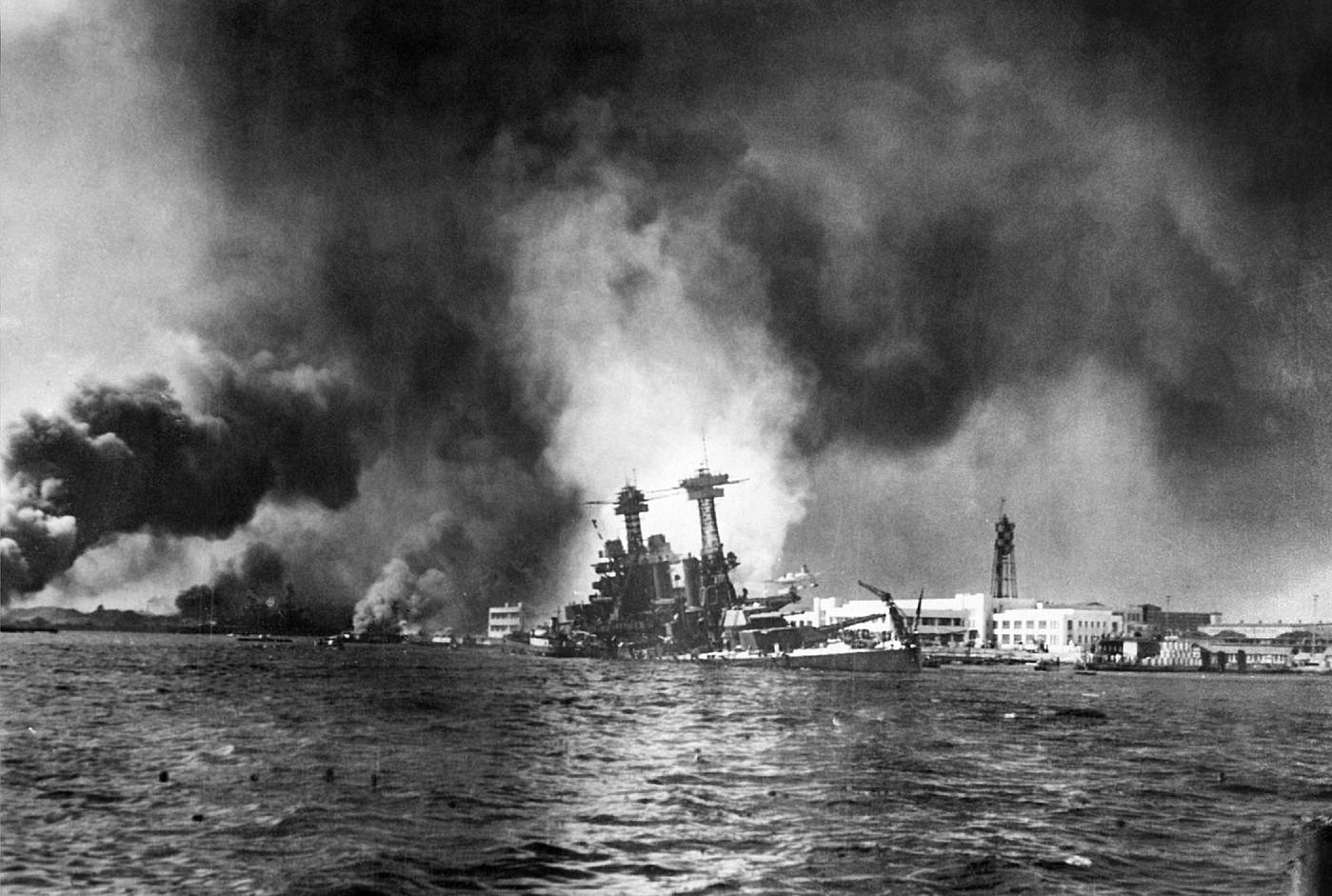 USA: «un moment comme Pearl Harbor» en vue