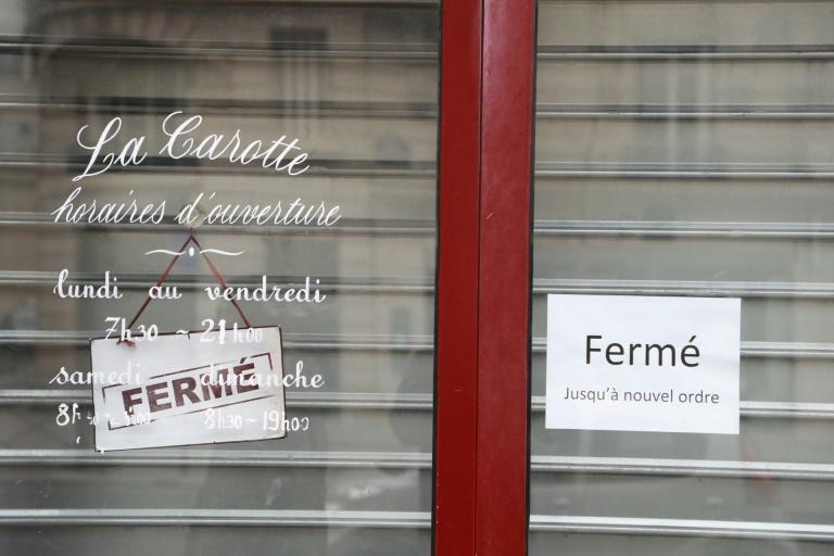 Coronavirus: l'économie française s'effondre au premier trimestre et entre en récession