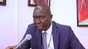 Aloyse Waly Diouf, directeur de cabinet et porte-parole du ministère de la Santé