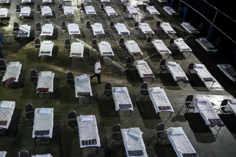 """Virus: l'ombre de la """"Grande Dépression"""", le monde à la recherche de réponses concertées"""