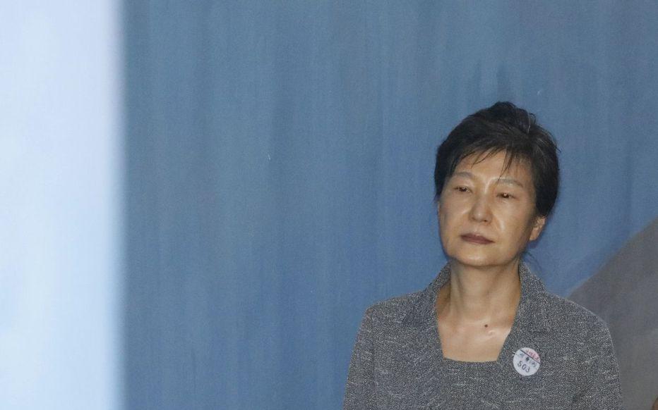 Corée du Sud : 35 ans requis à l'encontre de l'ex-présidente