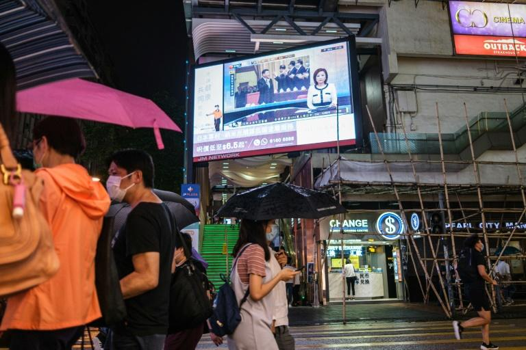 Pékin veut imposer une loi sur la sécurité nationale à Hong Kong