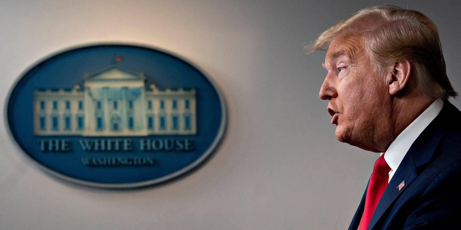 Donald Trump envisage un nouvel essai nucléaire