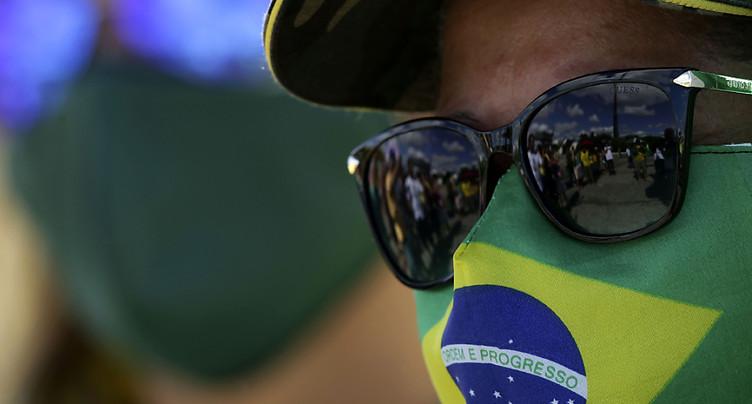 Virus: encore plus de 1000 morts aux USA et Brésil