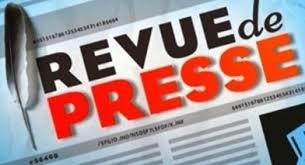 La,revue de presse du 30 mai 2020