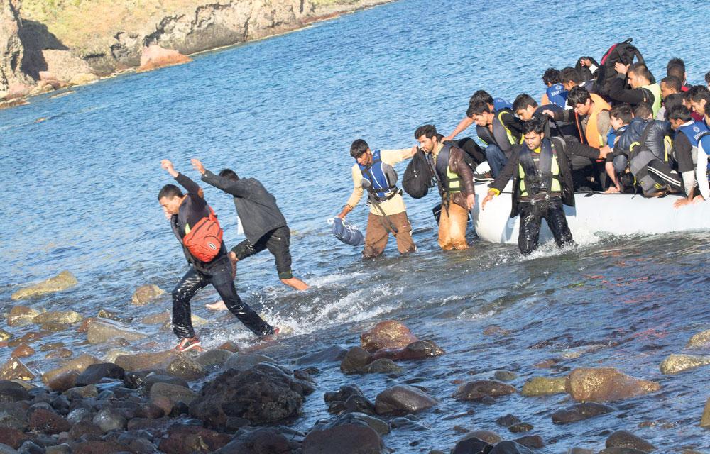 """""""En Méditerranée, on peut mourir une fois. En Libye, on meurt tous les jours"""""""