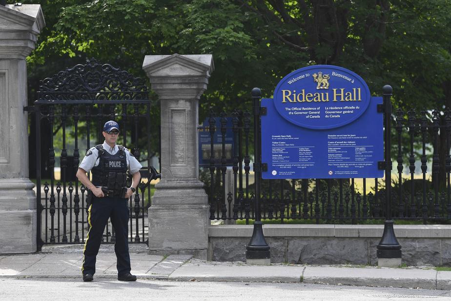CANADA : Un homme armé arrêté près de la résidence de Justin Trudeau