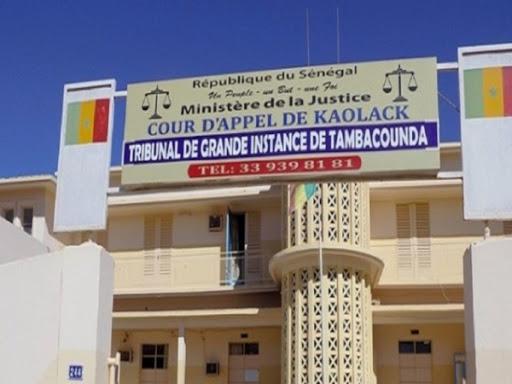 VIOLENCE POLITIQUE : Moustapha Ndiaye écope de 15 ans de prison pour le meurtre de Ibou Diop