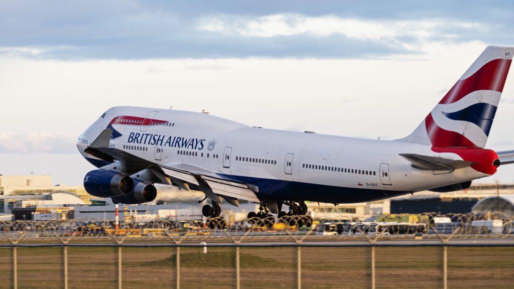 Coronavirus: British Airways se sépare de ses Boeing 747