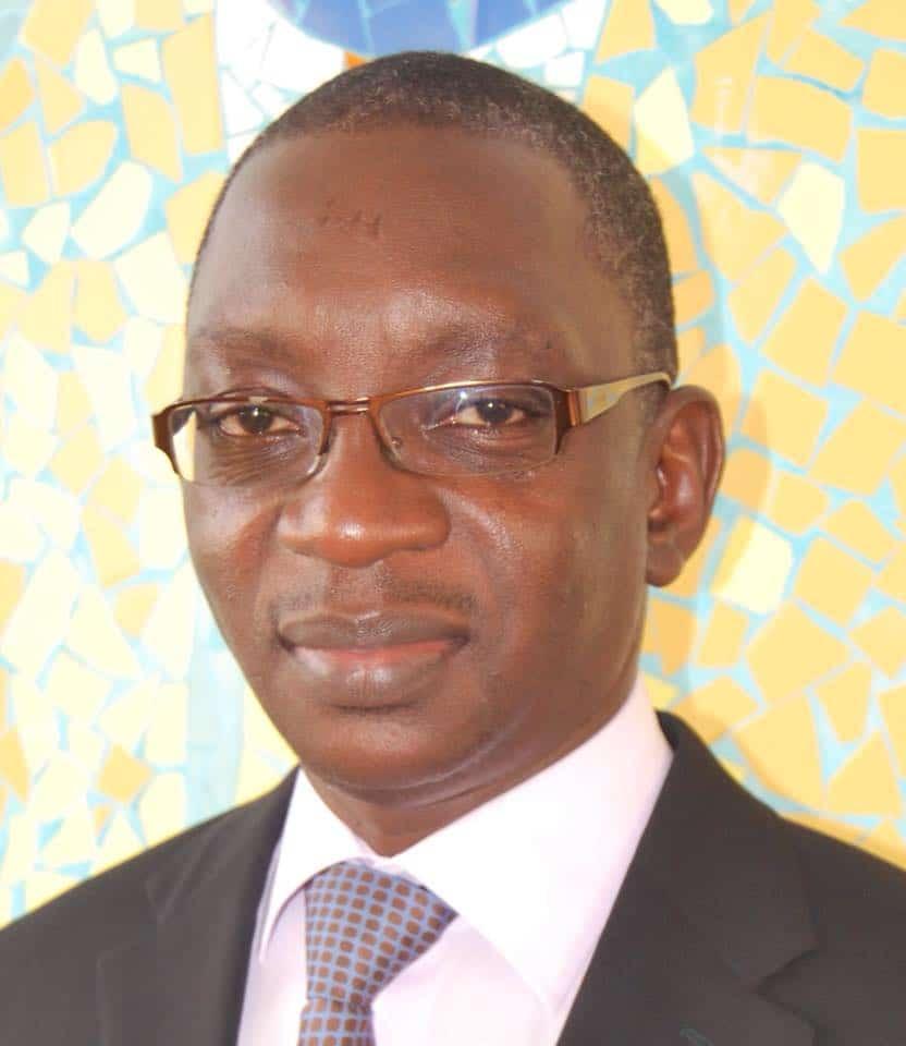 Le Pr. Amadou Gallo Diop