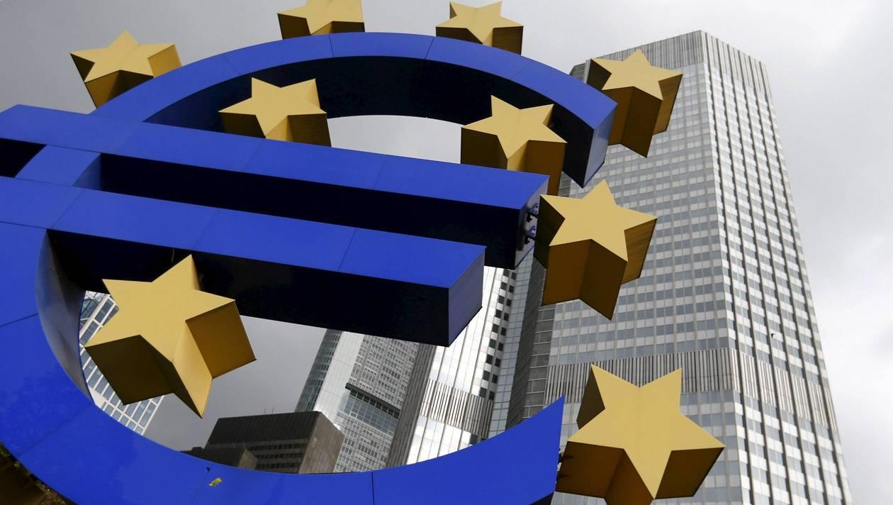 Zone euro: La contraction record de l'économie confirmée à 12,1% au T2