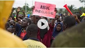 Au Mali, le mouvement de contestation refuse de rencontrer le président Ibrahim Boubacar Keïta