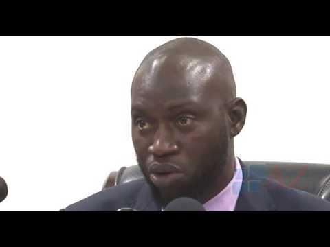 Elimane Pouye, inspecteur principal des Impôts et Domaines