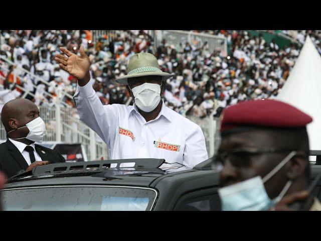 Côte d'Ivoire: 2 morts lors de violences