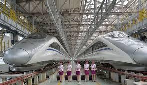 A quoi ressemblera le réseau ferré chinois en 2035 ? (Le Quotidien du Peuple)